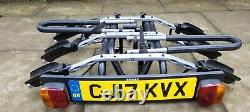Thule 3 Bike Carrier Tow Bar Fitting