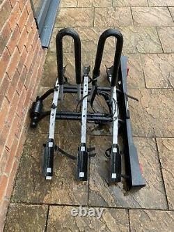 Thule 3 bike carrier tow bar