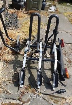 Thule 3 bike tow bar carrier