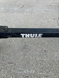 Thule 4 Bike Bicycle Rack Hitch Post Travel Car Carrier