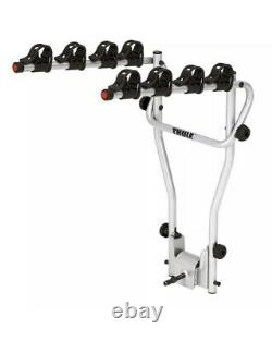 Thule 4 Bike Carrier Towbar Fit Tilting With Light Board