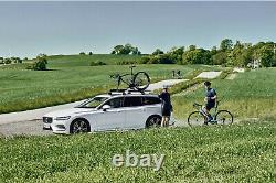 Thule 564001 FastRide Bike Cycle Carrier Rack Roof Bar Mounted