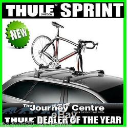 Thule 569 Sprint Cycle Carrier Fork Mount Ideal for High End Carbon Bikes