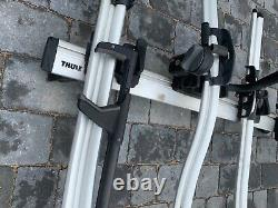 Thule 591 x4 bike racks cycle carriers & thule wingbars