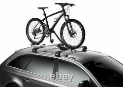 Thule 598 Silver ProRide Roof Mount Cycle Bike Carrier (Thule Expert 298)
