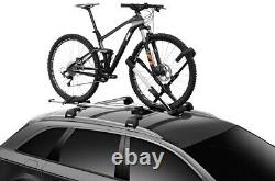 Thule 599 UpRide Bike Cycle Carrier Roof Rack Cross Bar Mounted NEW IN STOCK