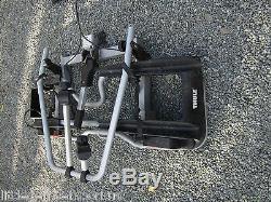 Thule 916 Euro power 2-Bike Cycle Carrier TowBar Mount Tiltable Locking