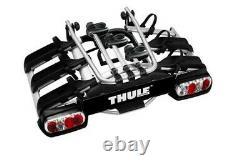 Thule 922 G2 EuroWay Tow bar mounted 3 bike rack cycle carrier