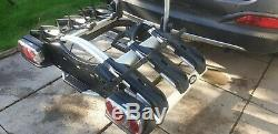 Thule 922, Land Rover Tow Bar 3 Bike Rack, Cycle Carrier
