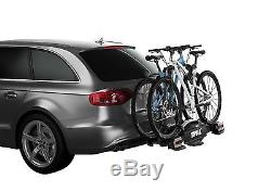 Thule 925 VelcCompact Towbar Mounted 2 Bike Cycle Carrier