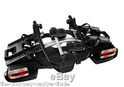 Thule 925 VeloCompact 2 Bike Cycle Carrier NEW TowBall Mount Tiltable Locking