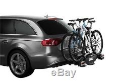 Thule 925 VeloCompact 2-Bike Cycle Carrier TowBar Mount Tiltable Locking