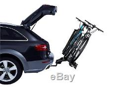 Thule 925 VeloCompact 2-Bike Cycle Carrier TowBar TowBall Mount Tiltable Locking