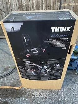 Thule 925 VeloCompact Towbar 2 Bike Cycle Carrier Rack