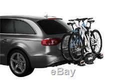 Thule 925 VeloCompact Towbar Mounted 2 / Two Bike Cycle Carrier
