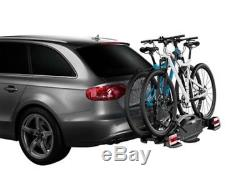 Thule 925 VeloCompact Towbar Mounted 2 / Two Bike Cycle Carrier New Un-Used