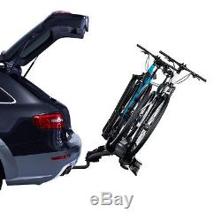 Thule 925 VeloCompact Towbar / Towball Mounted 2 / Two Bike Cycle Carrier