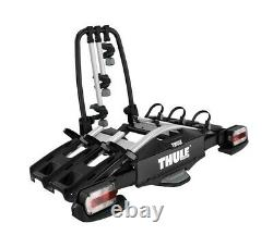 Thule 927002 VeloCompact Towbar Mounted Bike Carriers for 3 Bikes Ex display