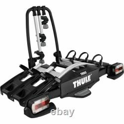 Thule 927002 VeloCompact Towbar Mounted Bike Carriers for 3 Bikes Used once