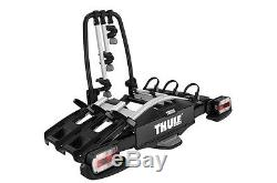 Thule 927 VeloCompact 3 Bike Cycle Carrier Lightweight Compact Rack Velo Tow Bar