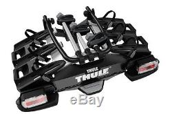 Thule 927 VeloCompact Towbar Mounted 3 4 / Three Four Bike Cycle Carrier