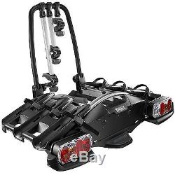Thule 927 VeloCompact Towbar Mounted Locking 3 Bike/Cycle/Bicycle Carrier