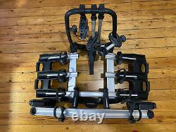 Thule 927 Velocompact 3 Cycle Tow Ball Bike Carrier With 4th Bike Adaptor