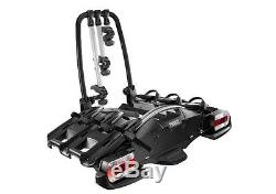 Thule 927 Velocompact Bike Carrier Towbar Mounted, Carries 3 Cycles