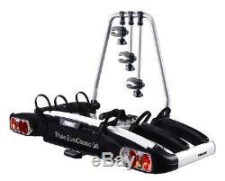 Thule 929021 929 EuroClassic G6 3 Bike Cycle Car Rear Towball Mount Carrier Rack