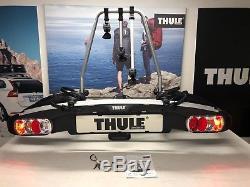 Thule 929 EuroClassic G6 3 Three Bike Cycle Carrier Car/Vehicle Rack