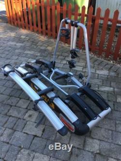 Thule 929 Euro Classic G6 3-4 Bike Tilting Tow Bar Carrier