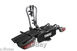 Thule 931 EasyFold Tow Bar Mounted 2 / Two Bike Cycle Carrier (13 Pin)