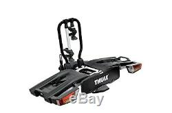 Thule 933 EasyFold Tow Bar Mounted 2 / Two Bike Cycle Carrier (13 Pin)
