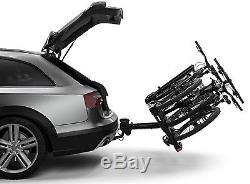 Thule 934 EasyFold 3 Bike XT Cycle Carrier Rack Tow Bar Ball Mounted Foldable