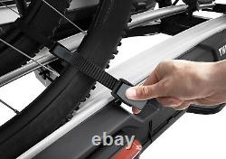Thule 938 VeloSpace XT 2 Bike Cycle Carrier Rack TowBar Mounted