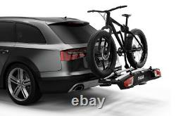 Thule 938 VeloSpace XT 2 Bike Cycle Carrier Rack TowBar Mounted NEW STOCK