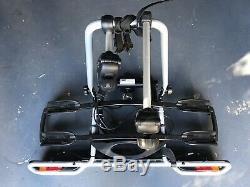 Thule 941 2 Bike Cycle Carrier Tow Bar Mounted Rack Locking EuroRide 7711577330