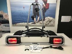 Thule 941 EuroRide 2 Bike Carrier 7 Pin Towbar Mounted Cycle Carrier