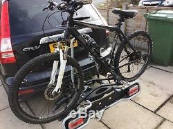 Thule 941 Euroride 2 Bike Carrier 7 Pin Towbar Mounted