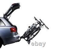 Thule 941 Euroride 2 Bike Cycle Carrier Tow Bar Mounted Locking