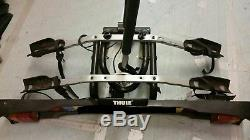 Thule 9502 Ride On 2 Bike Rack / Cycle Carrier / Tow Bar Mounted