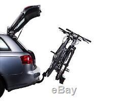 Thule 9502 Tow Bar mounted 2 Bike Carrier +FREE BIKE LOCK Direct From Thule Shop