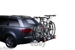 Thule 9502 Towbar 2 / Two Bike Cycle Carrier + Thule 957 Towbar Lock