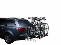 Thule 9503 RideOn Ride On Tow Bar mounted 3 Bike Cycle Carrier