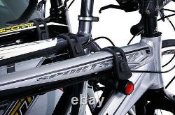 Thule 974 Cycle Carrier Towbar Mounted Holds 3 Bikes with Trailer Board