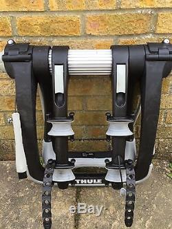 Thule 991 Race Way 2 Bike Cycle Carrier Locking Rear Door Boot Mounted