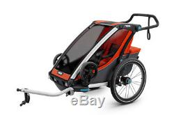 Thule Chariot Cross 1 Bike Trailer Jogger Baby Carrier Cycle Buggy Stroller