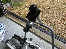 Thule EURO CLASSIC 928 / 929 Towbar mounted car 2 bicycle carrier bike