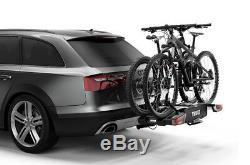 Thule Easyfold Xt 2 Bike Tow Bar Mounted Cycle Carrier Fat Bike Brampton Gtech