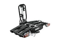 Thule Easyfold Xt 3 Bike Tow Bar Mounted Cycle Carrier Fat Bike Brampton Bmx